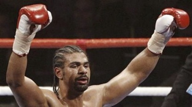 David Haye will face Wladimir Klitschko this summer.