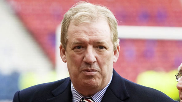 Sir David Murray has ended his 22-year spell with Rangers in selling the club - 91892-sir-david-murray-has-ended-his-22-year-spell-with-rangers-in-selling-the-club-to-craig-whyte