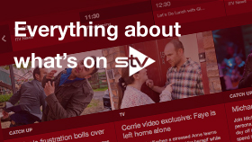 Everything about what's on STV