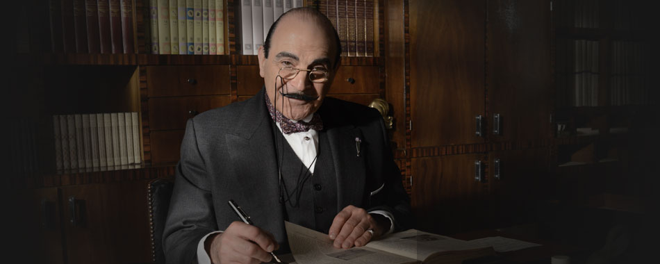 Agatha Christie's Poirot feature image