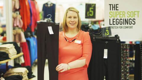 Bargain Shop Wars