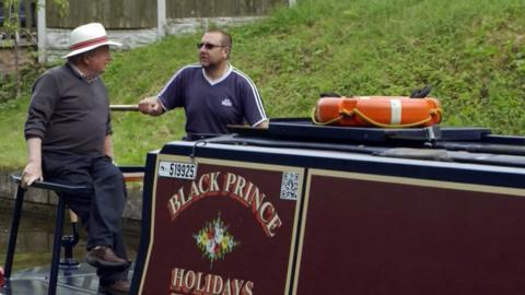 Barging Round Britain with John Sergeant