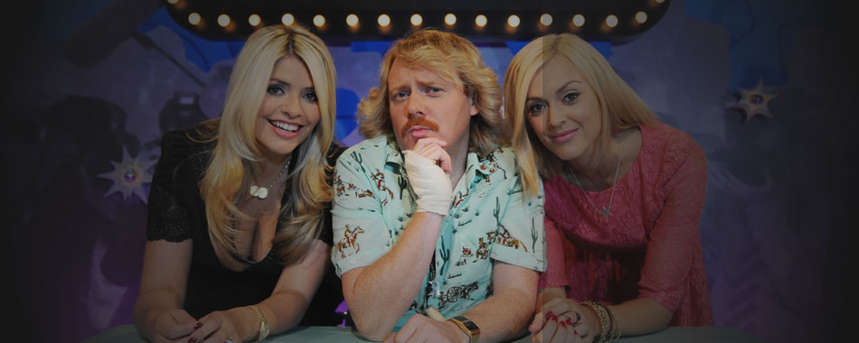 Celebrity Juice feature image