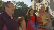 Kelly Cates joins two single mums from the east end of Glasgow and their pre-teen daughters as they search for a sport they can enjoy together.