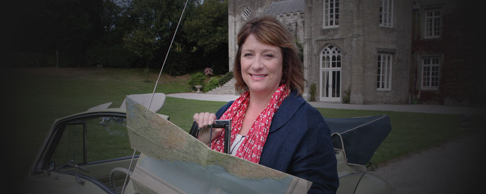 Cornwall with Caroline Quentin feature image