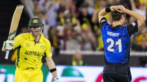 ICC Cricket: World Cup Highlights