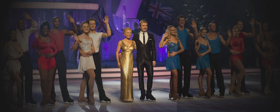 Dancing on Ice Goes Gold feature image
