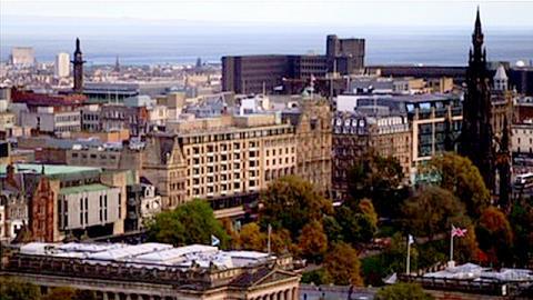 Edinburgh's Murder Mysteries