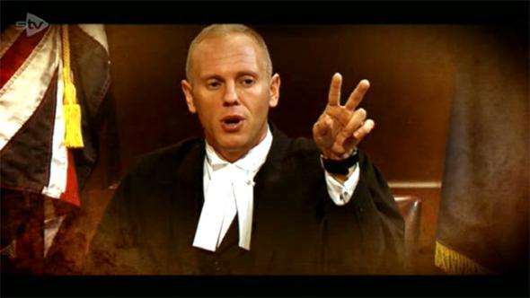 Judge Rinder Is He Married | newhairstylesformen2014.com