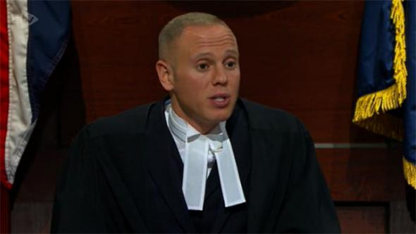 Judge Robert Rinder Wife | newhairstylesformen2014.com