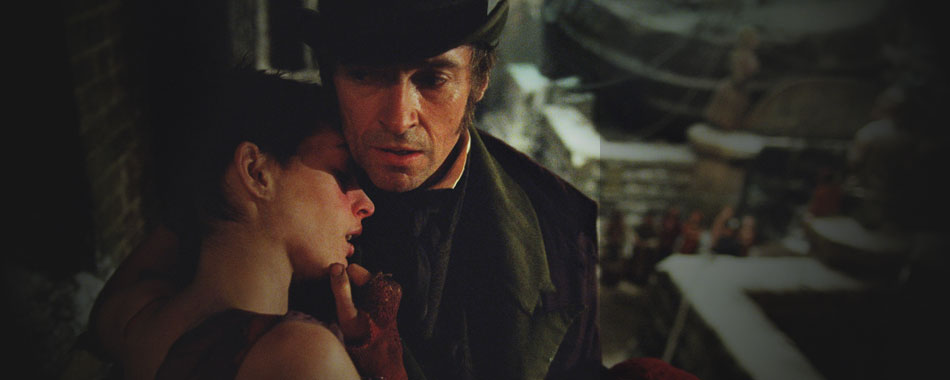 Les Miserables Movie Special feature image