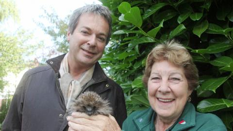 Nature Nuts with Julian Clary