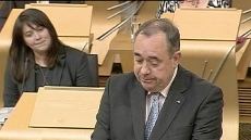 Alex Salmond has given de...