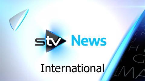 STV News at Six Glasgow International