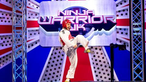 Ninja Warrior UK