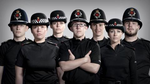 Britain's Rookie Cops