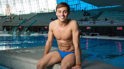 Tom Daley: Diving for Gold