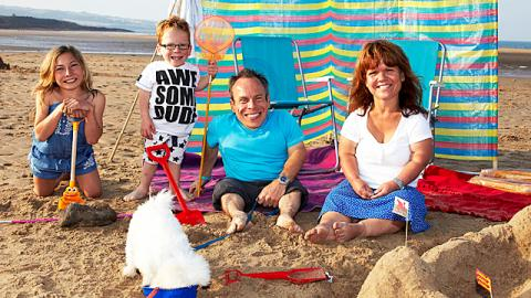 Weekend Escapes With Warwick Davis
