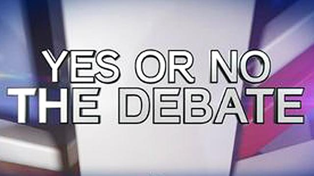 Yes or No - The Debate