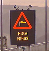 Wild weather - Scotland battered by gales