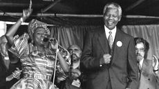 Spirit of freedom - Mandela's historic Glasgow speech