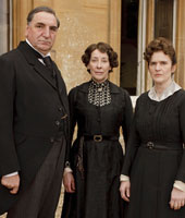 Downton Abbey - Now - series two is online