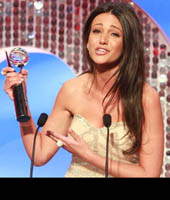 Corrie's Tina triumphs - More soap glory for Michelle
