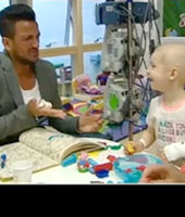 This Morning catch-up - Peter Andre's cancer diaries