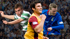 Back of the net! - The Scottish Premiership goal rush