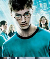 Harry Potter and the Order of the Phoenix - Saturday at 6.30pm