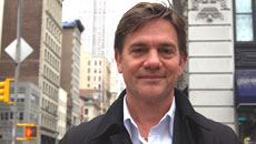 Where's John Michie? - Follow him on Twitter