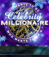 Celebrity Millionaire - Catch it on the STV Player