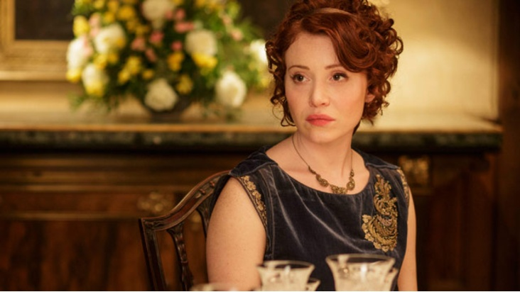 Downton Abbey: Scoop on Sarah Bunting's future on the show in season 5 from Entertainment Weekly's Natalie Abrams