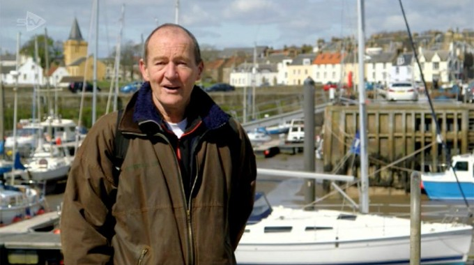 On Weir's Way with David Hayman - Anstruther