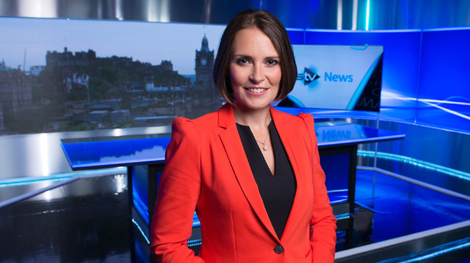 STV News - Edinburgh - Fri 15 Dec, 6.00 pm
