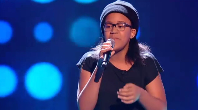 The Voice Kids - The Voice Kids UK ep3 preview: Zara