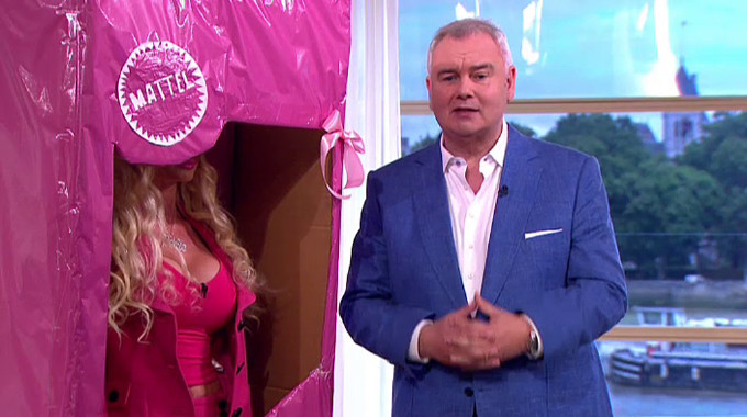This Morning - I've spent £100,000 to look like Barbie