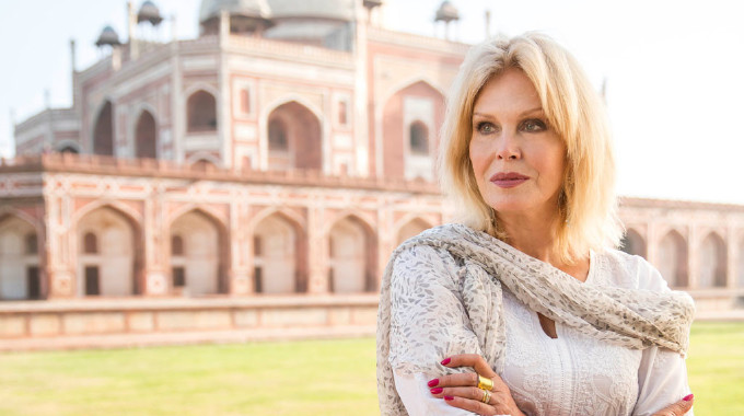 Joanna Lumley's India - Wed 19 Jul, 9.00 pm