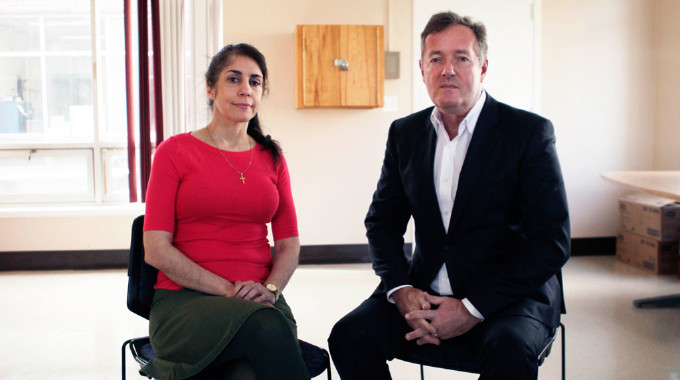 Killer Women with Piers Morgan - Thu 20 Jul, 9.00 pm