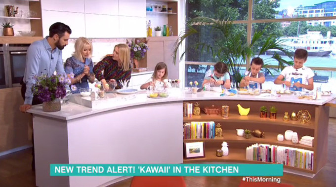 This Morning - Kawaii in the kitchen