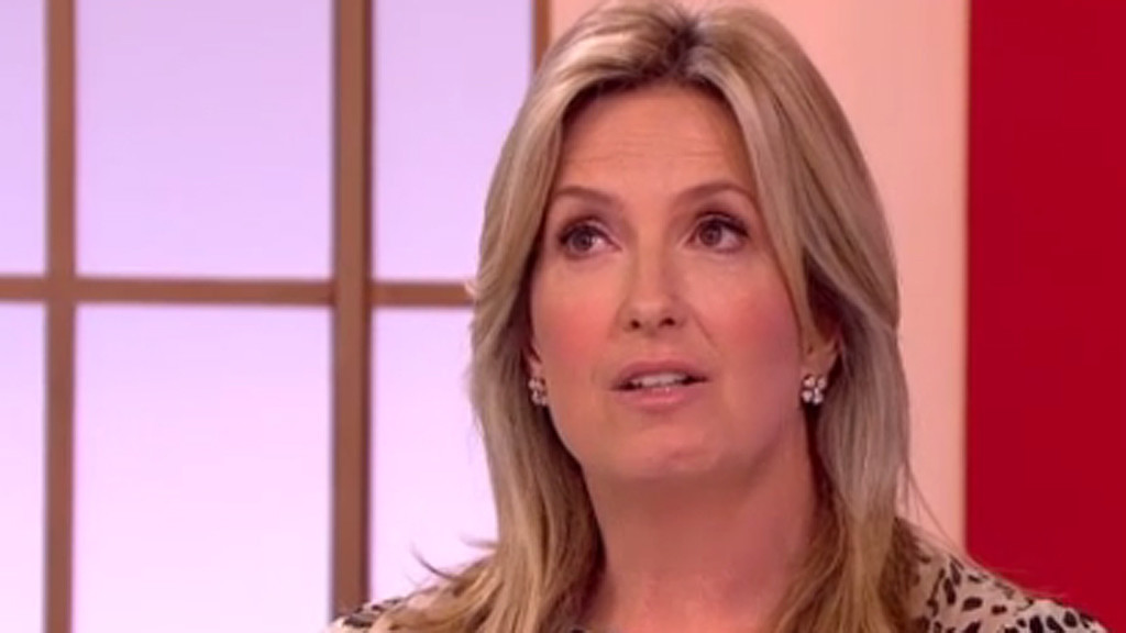 Penny Lancaster reveals sexual assault