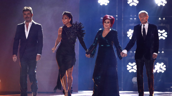 The X Factor - Sun 03 Dec, 7.15 pm