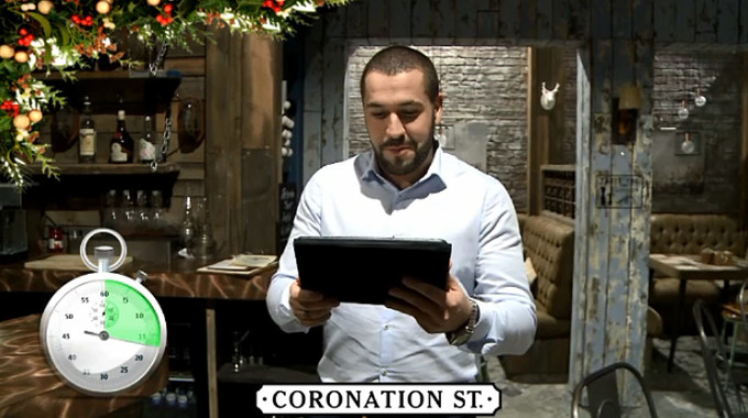 Coronation Street - Corrie Advent Calendar: Day 15