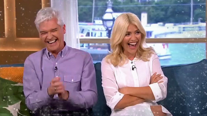 This Morning - Phillip and Holly's best bits of 2017