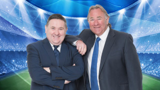 Peter & Roughie's Friday Football Show