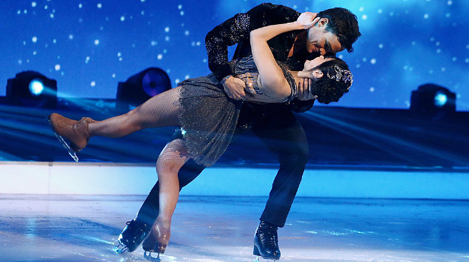 Dancing on Ice - Sun 14 Jan, 6.00 pm