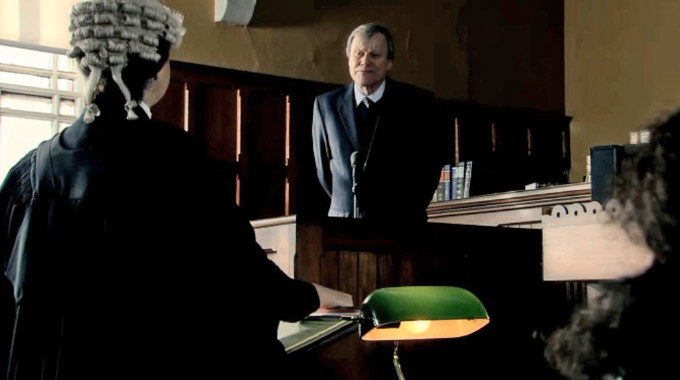 Coronation Street - Corrie (Mon Jan 22, 7.30pm): Roy gives evidence