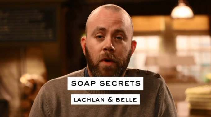 Emmerdale - Iain Macleod's Soap Secrets: Lachlan and Belle