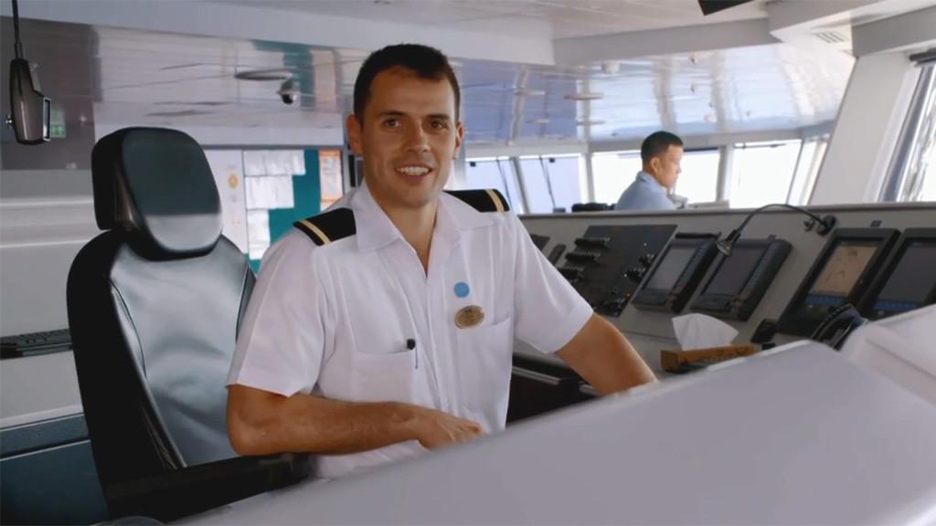 The Cruise: Return to the Mediterranean