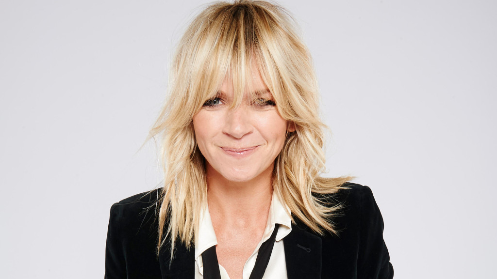 Zoe Ball on Saturday